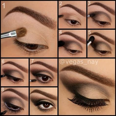 tutorial for eyeshadow 20 beautiful makeup tutorials for brown eyes pretty designs