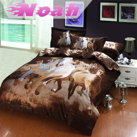 shop popular horse duvet covers from china aliexpress