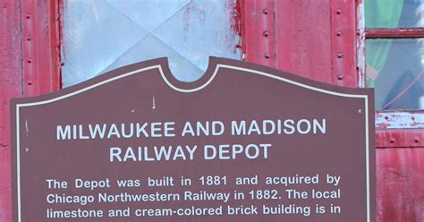 wisconsin historical markers milwaukee and
