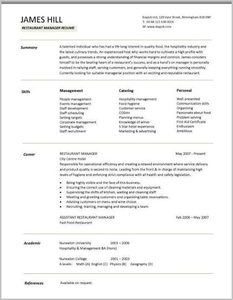 resume template for macbook resume template for macbook resume resume exles