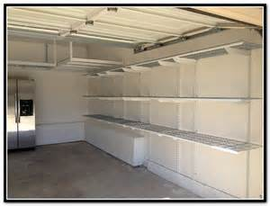 wall mounted shelves for garage wall mounted storage shelves garage home design ideas