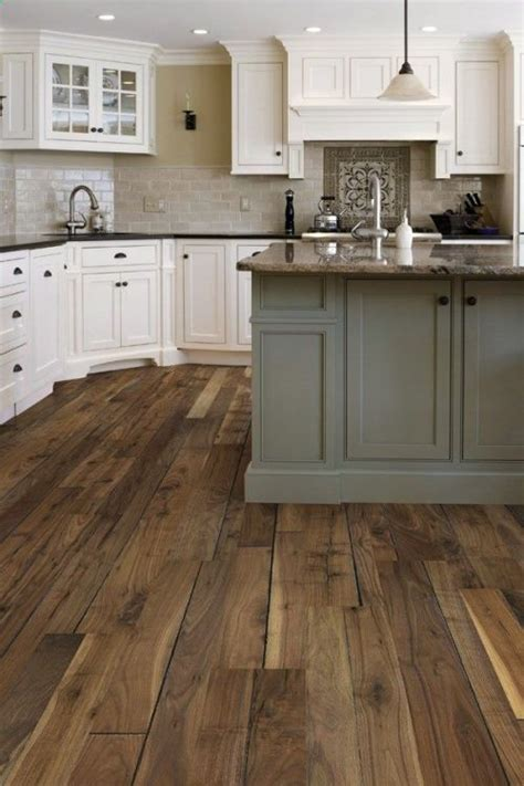 Hardwood Floor Kitchen Can You Wood Floors In Kitchens Esb Flooring