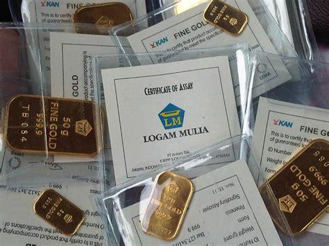 Beli Emas Antam bisakah beli emas antam di bank 2018 caragadai