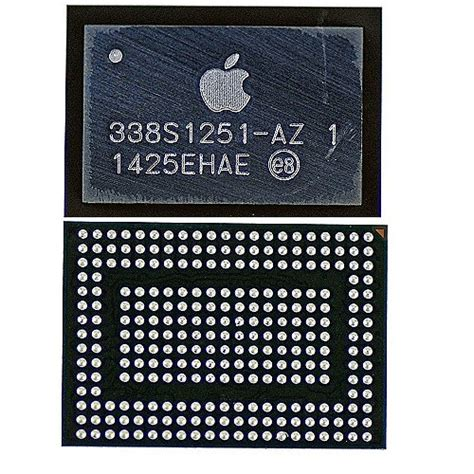 Ic Power Management U1202 Iphone 6 6 Plus 338s1251 338s1251 Az u1202 iphone 6 6 pmic power management ic