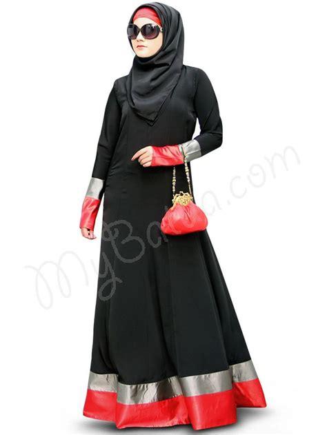 Jilbab Square Butterfly beautiful panel umbrella black wear abaya mybatua aroob abaya style no ay 335