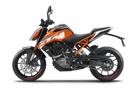 Ktm Duke 125 Features Ktm 125 Duke Specs 2017 Autoevolution