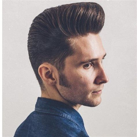 mens sideburn styles 2016 40 modern pompadour hairstyles for men with images atoz