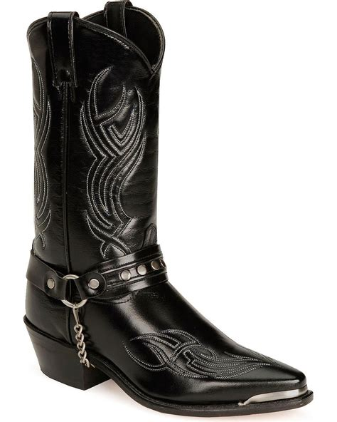 ablinc boots abilene s by studded harness boot 3012 ebay