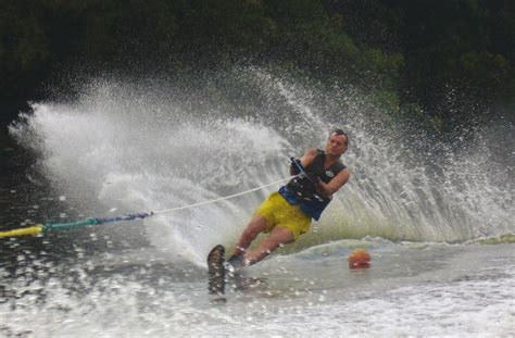 1 year water skiing the history of water sports water skiing