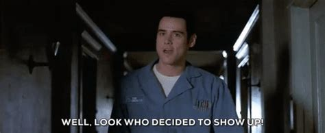 Cable Guy Meme - well look who decided to show up jim carrey gif find