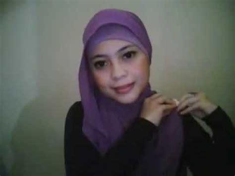 tutorial turban kepang hijab tutorial by kurma store com v vidoemo emotional