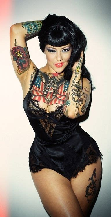 tattoo is hot to touch ink tattoo pin up girl plus size curves voluptuous