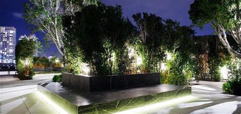 the rooftop garden miami a private rooftop garden in the design district