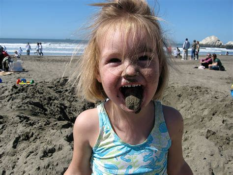 Baby Eating Sand Meme - photoshop forums view topic fascinating eating habbits