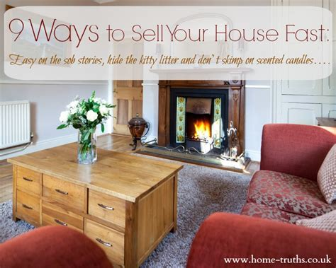 ways to sell your house fast nine ways to sell your house fast easy on the sob stories
