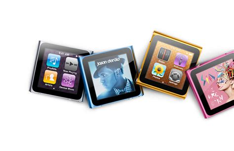 Ipod Nano Multi Touch apple ipod nano with multi touch product review