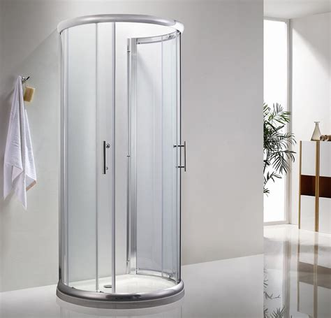 HomeOfficeDecoration   Free Standing Round Shower Stall
