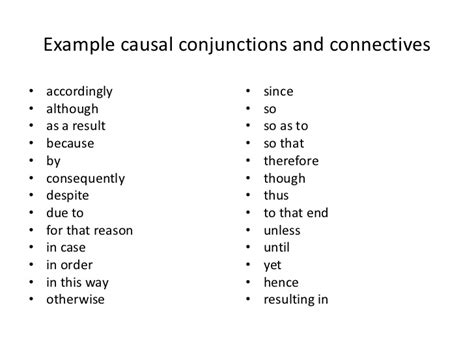 Conjunctions For Essays by Essay Connectives Yun56 Co