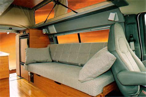 gaucho bed sportsmobile custom cer vans sportsmobile owner designs exles