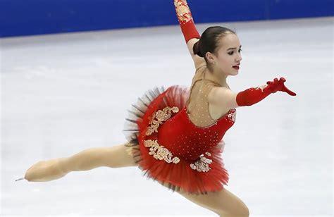 Clean Home by Russia S Alina Zagitova Triumphs At Junior Worlds Golden