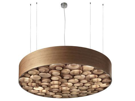 Veneer Pendant Light Wood Veneer Pendant Light 9965