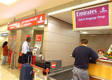 emirates online check in emirates expands self check in service at dubai