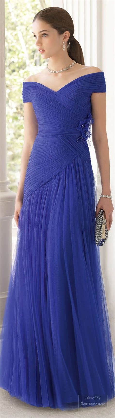 2015 hair pleat aire barcelona off the shoulder violet pleated chiffon
