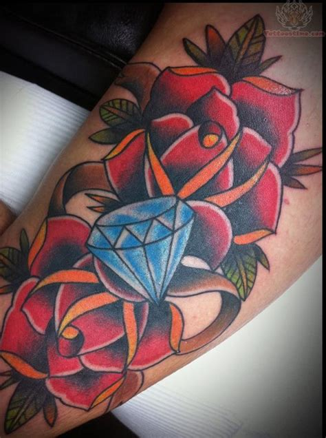 red diamond tattoo kavos pinterest the world s catalog of ideas