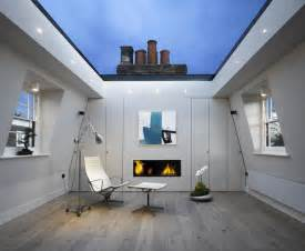 glass roof house london house with a retractable glass roof myhouseidea