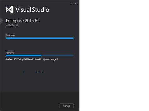installing visual studio 2015 msdnmicrosoftcom visual studio 2015 rc installation stuck for more than 24