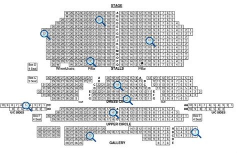 royal opera house seating plan review buxton opera house seating plan escortsea