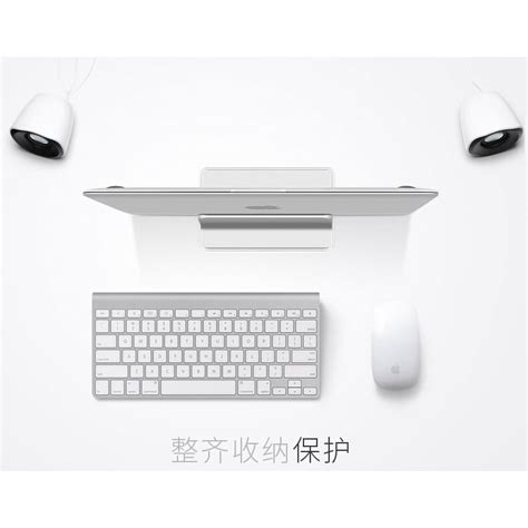 Laptop Multifungsi stand bracket laptop multifungsi silver