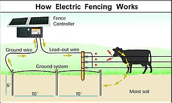 how does an electric fence work zareba