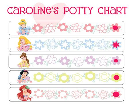 printable reward chart toilet training potty training printable charts and checklists potty