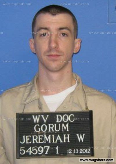 Wood County Wv Records Jeremiah W Gorum Mugshot Jeremiah W Gorum Arrest Wood County Wv