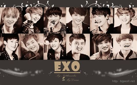 exo wallpaper photos exo free download hd wallpaper background wallpaper hd