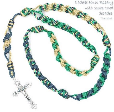 using rosary 17 best images about ladder knot rosaries on 2