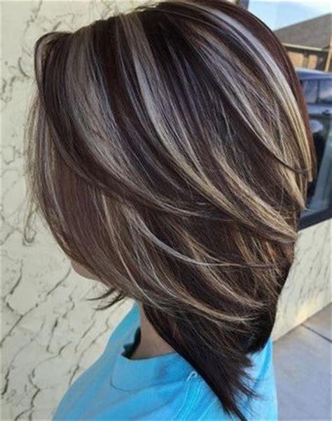 do it yourself highlights for dark brown hair best 25 dark hair with highlights ideas on pinterest