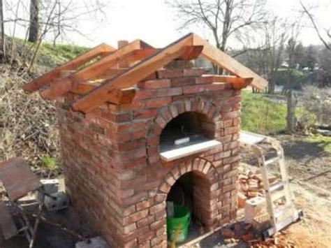 steinbackofen bauen holzbackofen pizzaofen lehmofen selber bauen