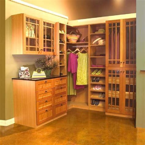 Wood Walk In Closet by Closets To Go Wood Walk In Closet Organizer Custom Closet