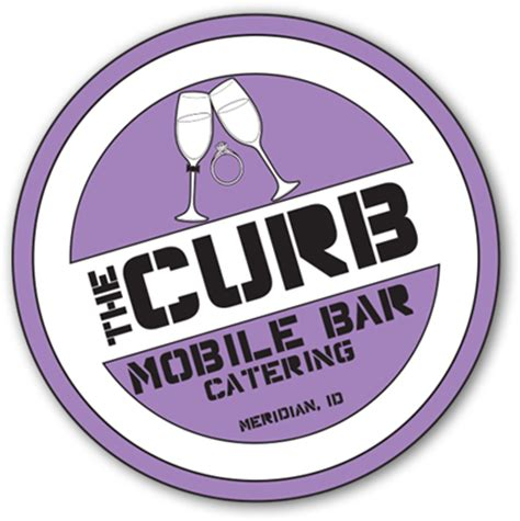 mobile bar catering the curb mobile bar catering