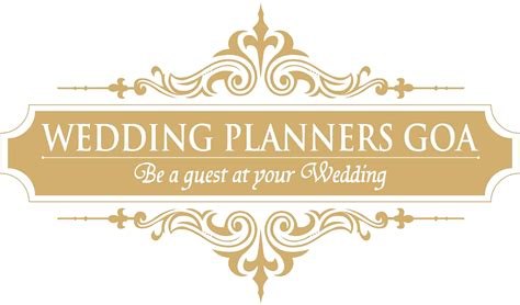 Wedding Logo Png wedding planners goa be a guest at your wedding