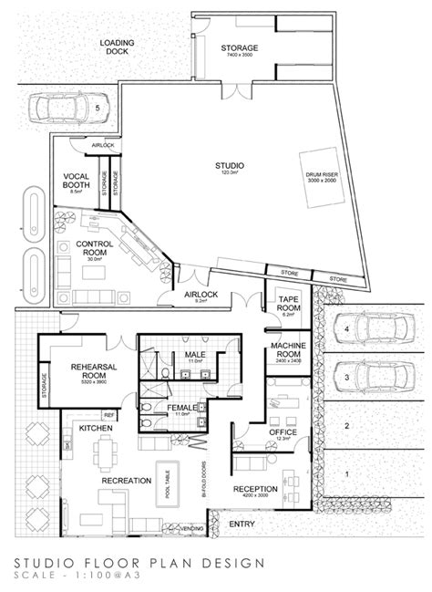 music studio floor plan recording studio floor layout crowdbuild for