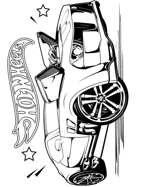 printable coloring pages wheels wheels car free colouring pages
