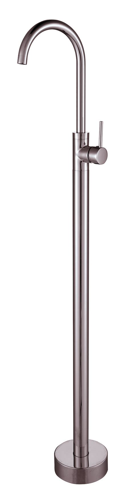 Freestanding Tub Faucets Brushed Nickel by Cagliari Freestanding Bathtub Faucet Brushed Nickel
