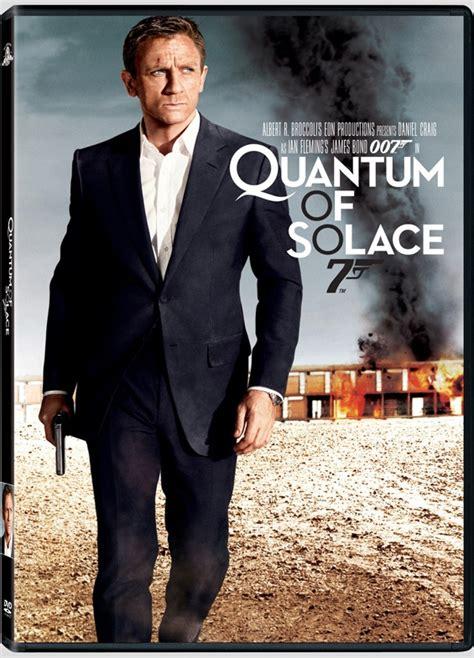 résumé quantum of solace film news quantum of solace us dvd r1 bd ra dvdactive