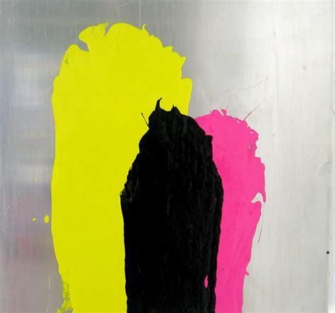 black pink yellow big dipper yellow pink black paul merrickpaul