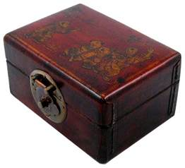 decorative boxes leather rectangular storage box asian decorative