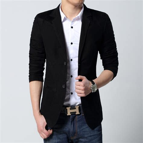 Top Blazer M Fit L Babyterry Quality top quality 2015 new mens blazer jacket slim fit