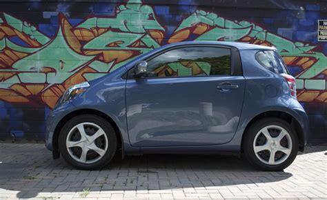 2012 scion iq review smart car forums